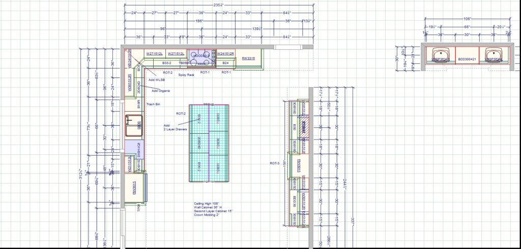 Kitchen Design Service Zmc Cabinetry